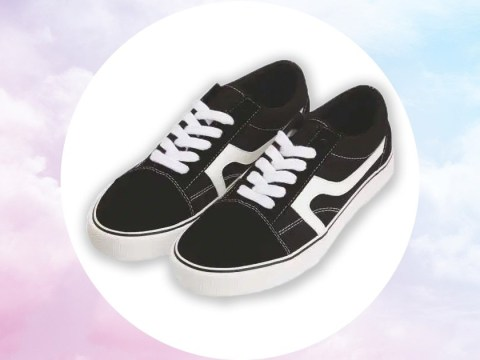 Aldi sells Vans trainers dupes for £6.99