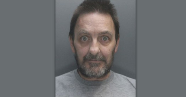 Colin Davies, 49, of Carr Meadow Hey, Bootle