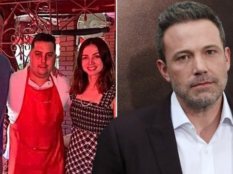 Ben Affleck and Bond girl Ana de Armas spotted hanging out in Havana