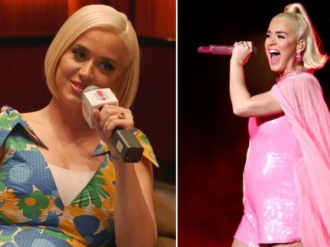 Katy Perry confesses to buying baby clothes way before falling pregnant and says now is the 'right time' for her to have a family