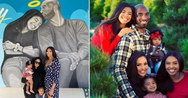 """[Video] Kobe Bryant è un Hall of Famer, la moglie Vanessa: """"Siamo davvero orgogliosi di lui"""""""