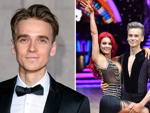 Joe Sugg opens up on marrying Dianne Buswell as he gets nostalgic about Strictly memories