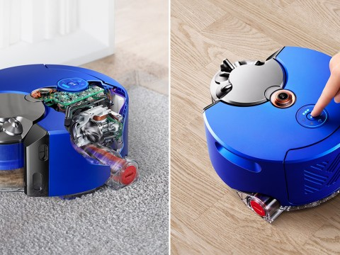 Dyson launches latest robot vacuum that learns your home layout and can be turned on via an app