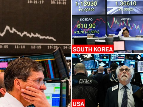 World markets dive after coronavirus is declared a global pandemic