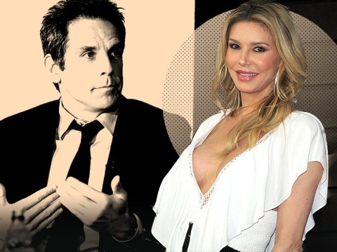 Brandi Glanville says Ben Stiller has a 'giant penis' as she discusses past celebrity conquests
