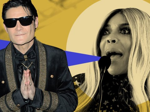 Wendy Williams says Corey Feldman should be 'glad he's not dead for talking about high-powered people'