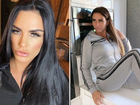 Katie Price deletes Instagram after taking a break from the site following Caroline Flack's death