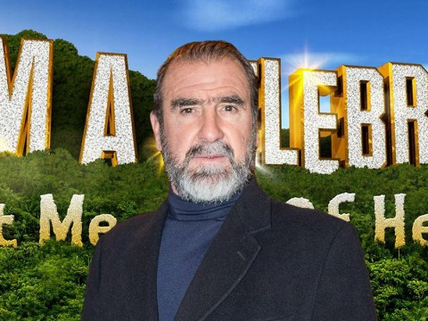 Football legend Eric Cantona may have signed up for I'm A Celebrity…Get Me Out Of Here!