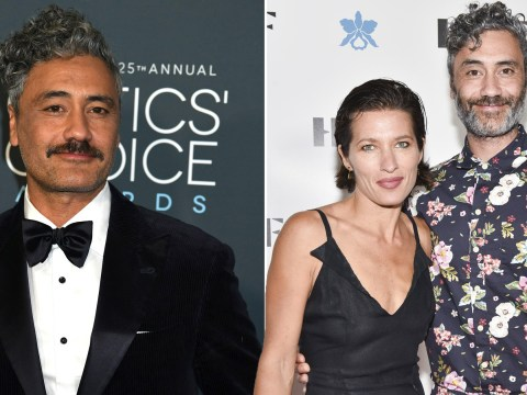 Taika Waititi 'secretly split from filmmaker wife Chelsea Winstanely two years ago'