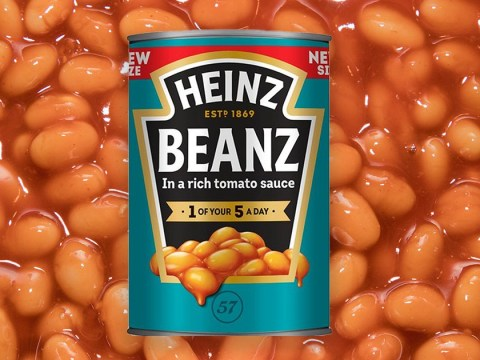 Heinz introduces new tins of baked beans that are 28% smaller – but only 5p cheaper