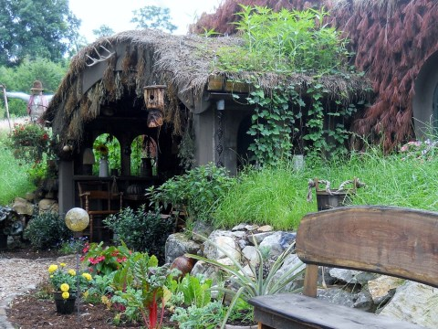 You can stay in this cosy Hobbit home on Airbnb