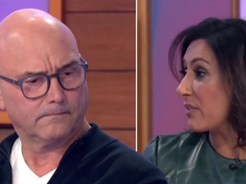 Gregg Wallace is left confused by link between coronavirus and his mental health when quizzed on Loose Women