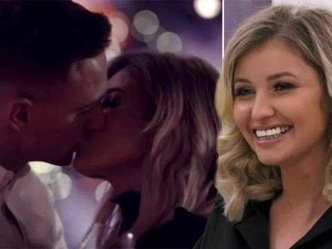 Celebs Go Dating's Amy Hart gets giggles as she confesses to having sex with her date
