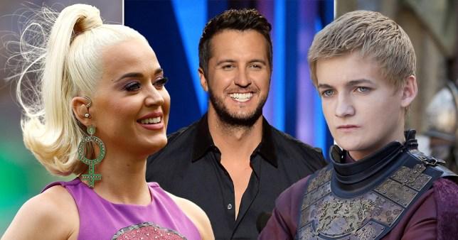Caption: Katy Perry \'poisons\' Luke Bryan with bone broth: Am I Joffrey to you?