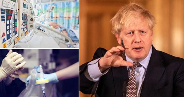 PM urges companies to make more ventilators ahead of coronavirus surge