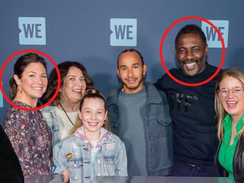 Idris Elba suggests he contracted coronavirus from Justin Trudeau's wife
