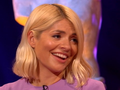 Holly Willoughby forced to leave Celebrity Juice studio as Keith Lemon falls ill amid coronavirus fears