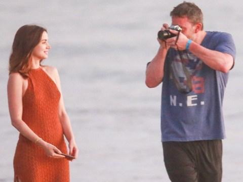 Ana de Armas shares photos rumoured boyfriend Ben Affleck took of her in Costa Rica