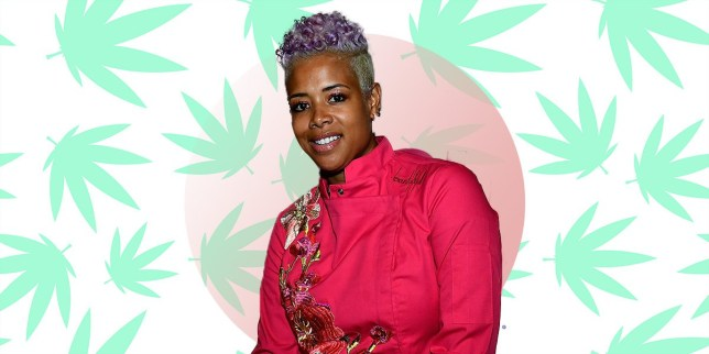 Kelis Cooking With Cannabis