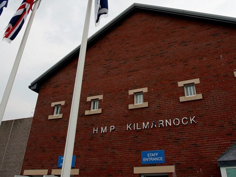 Two inmates at Scottish prison test positive for coronavirus