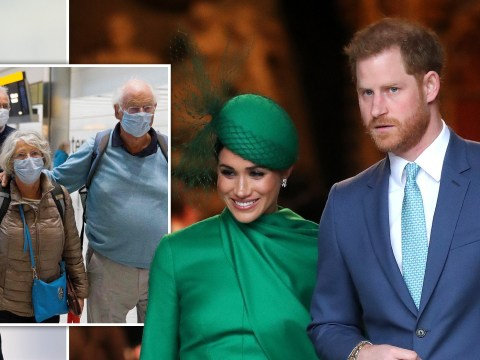 Coronavirus crisis could 'force Prince Harry out of royal retirement'