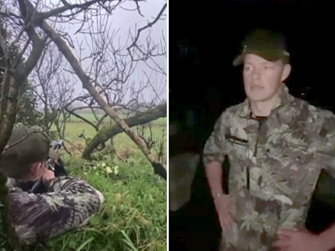 Love Island's Ollie Williams shoots venison after denying trophy hunting claims