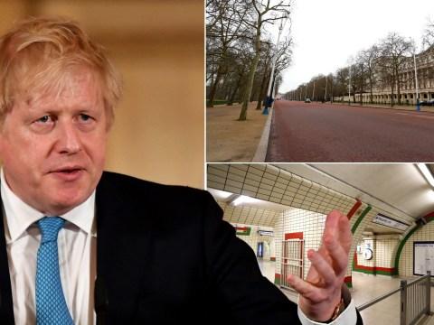 Boris Johnson refuses to rule out London lockdown