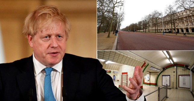 Boris Johnson refuses to rule out London lockdown