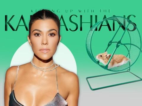 Kourtney Kardashian felt like she was 'on a hamster wheel' during early years of Keeping Up With The Kardashians