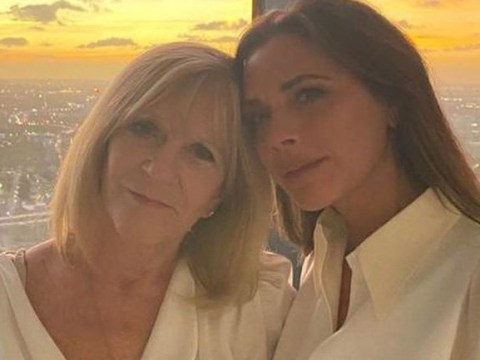 Victoria Beckham and Amanda Holden leads stars in Mother's Day messages amid coronavirus social-distancing