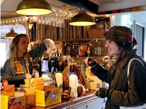 Pub reopens as farm shop after having to shut due to coronavirus