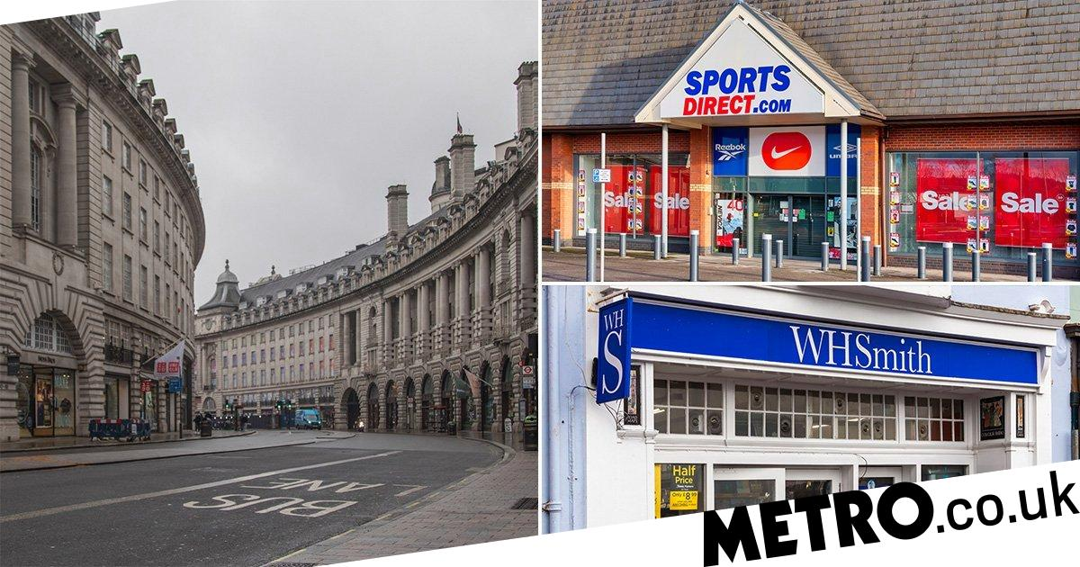Coronavirus UK lockdown: Which shops can stay open?