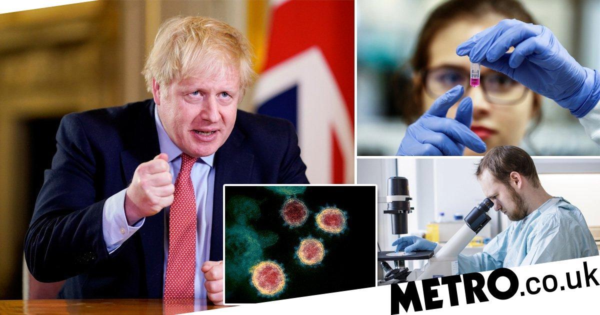 UK is world's biggest coronavirus vaccine donor after £210,000,000 pledge