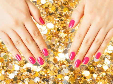 This simple nail hack will help hide your grown-out gel manicure
