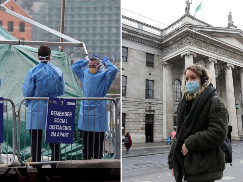 Fourteen more coronavirus deaths in Ireland as cases jump to 2,415