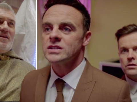 Ant and Dec's final Men in Brown sketch divides SNT fans as they joke about 'infecting humans' during coronavirus pandemic