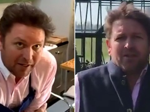 James Martin defends Saturday Morning show after receiving 'abuse' from viewers for lack of social distancing