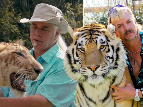 Tiger King's Doc Antle is 'very disappointed' as he slams portrayal in Netflix documentary in deleted post