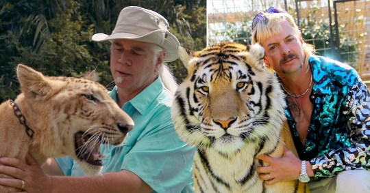 Tiger King Doc Antle Joe Exotic
