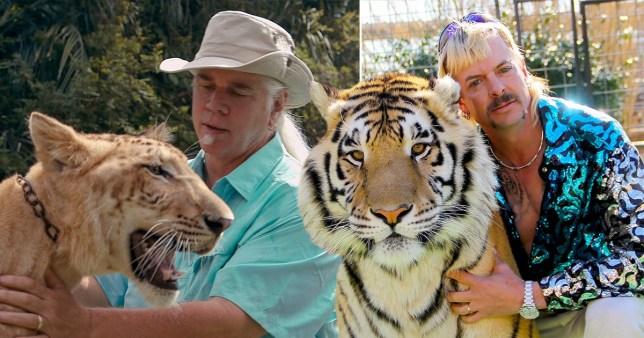 Tiger King Doc Antle Joe Exotic