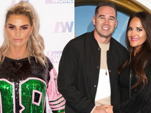 Kieran Hayler invites ex Katie Price to his wedding to Michelle Penticost 'if she wants to come'