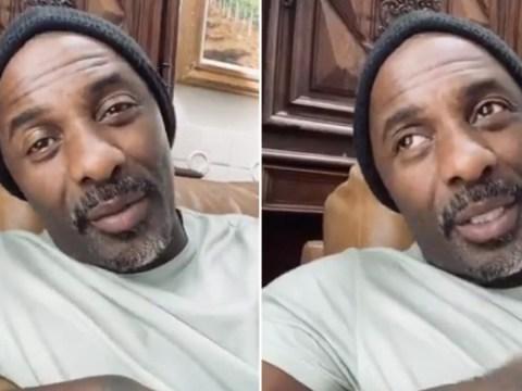 Idris Elba and wife Sabrina 'doing okay' after corona virus despite thinking he'd 'go through the worst'
