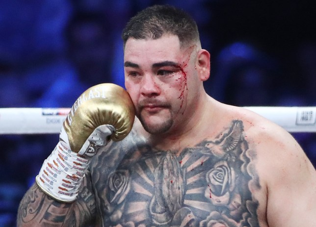 Andy Ruiz Jr is aiming for a successful return after his defeat to Anthony Joshua