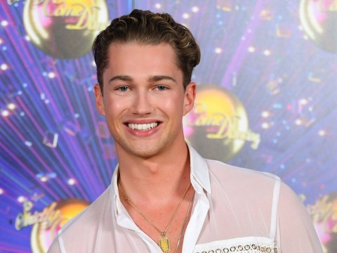 AJ Pritchard reveals he wanted to be part of Strictly Come Dancing's same-sex pairing
