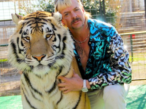 Netflix's Tiger King star Joe Exotic seeks $94million settlement and presidential pardon