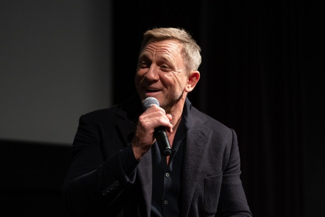 Actor Daniel Craig attends The Museum of Modern Art Screening of Casino Royale at MOMA