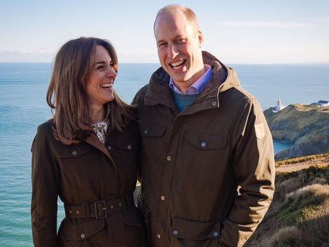 When did Prince William and Kate get married and what is their second name?