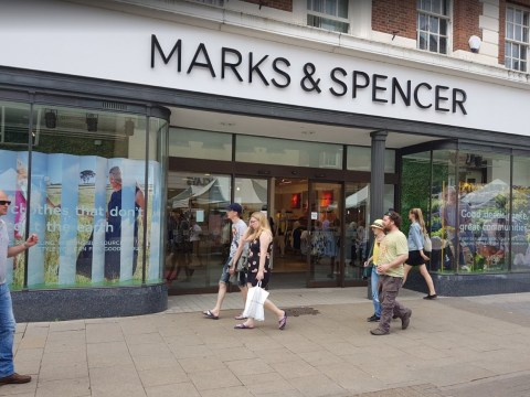 M&S launches food drop-offs alongside Deliveroo that could have groceries at your door in half an hour