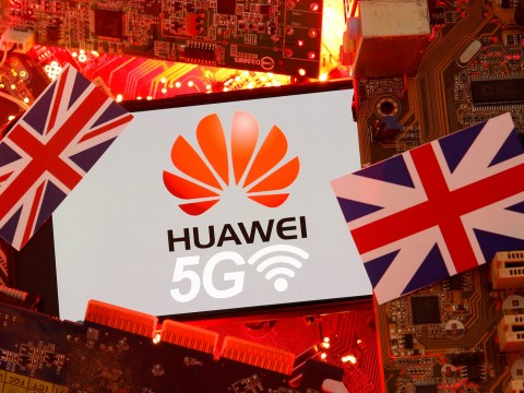 Huawei says UK U-turn on 5G would do Britain a 'disservice'
