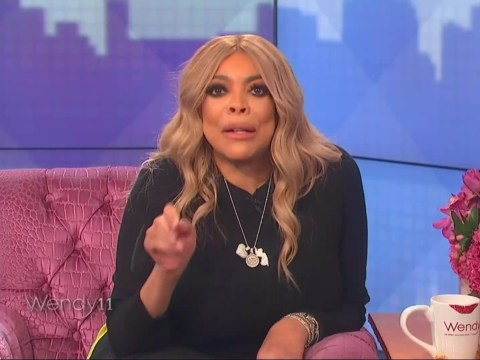The Wendy Williams Show will be filmed without audience due to fears over coronavirus